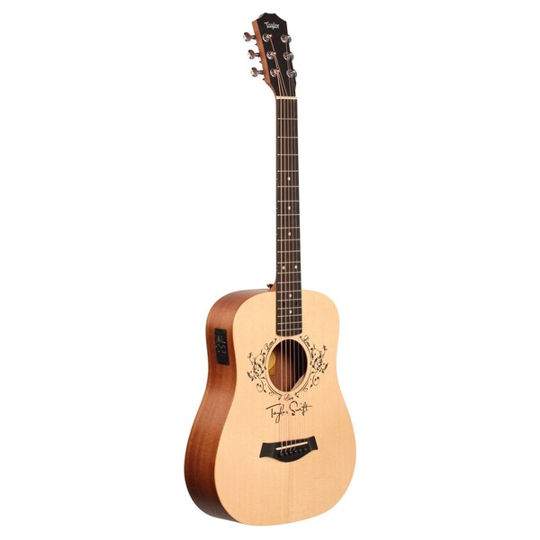 Taylor Swift Baby Taylor TS-BTE Travel Electro Acoustic