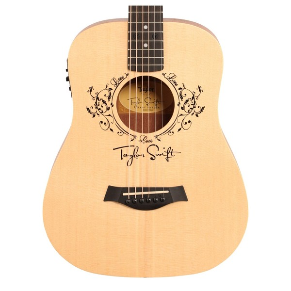 Taylor Swift Baby Taylor TS-BTE Electro Acoustic Guitar