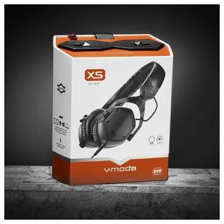 V-Moda XS On-Ear Monitoring Headphones - Boxed