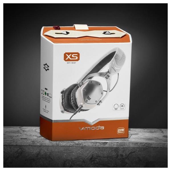 V-Moda XS Headphones - Boxed