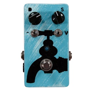 JAM Pedals Waterfall Vibrato/Chorus Effects Pedal