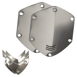 V-Moda Over-Ear Metal Shield Kit, Chrome