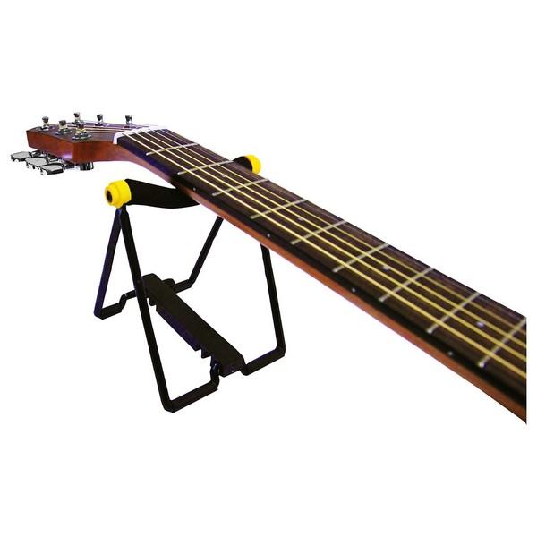 Hercules HA206 Guitar Neck Rest With Guitar