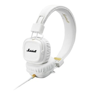 Marshall Major II Headphones, White