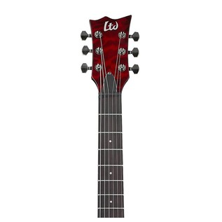 ESP LTD EC-100QM, See Thru Black Cherry
