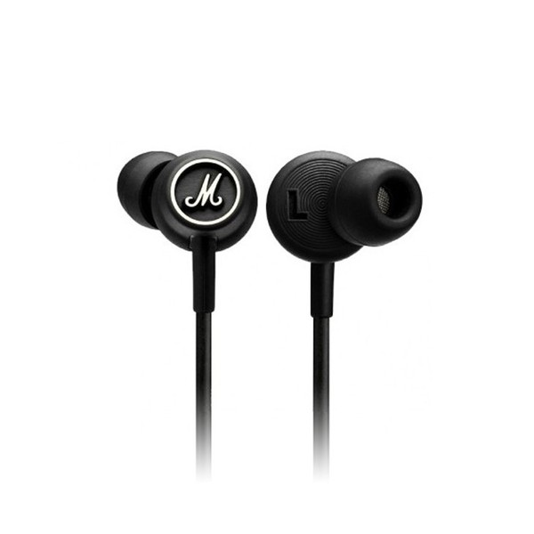 Marshall Mode In-Ear Headphones, Black