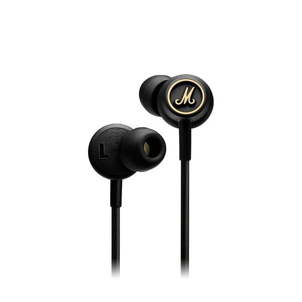Marshall Mode EQ In-Ear Headphones, Black & Gold