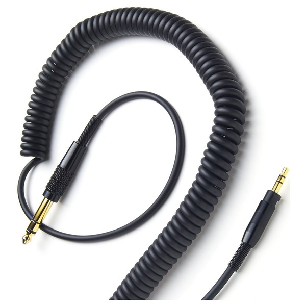 V-Moda CoilPro Cable, Black - Cable
