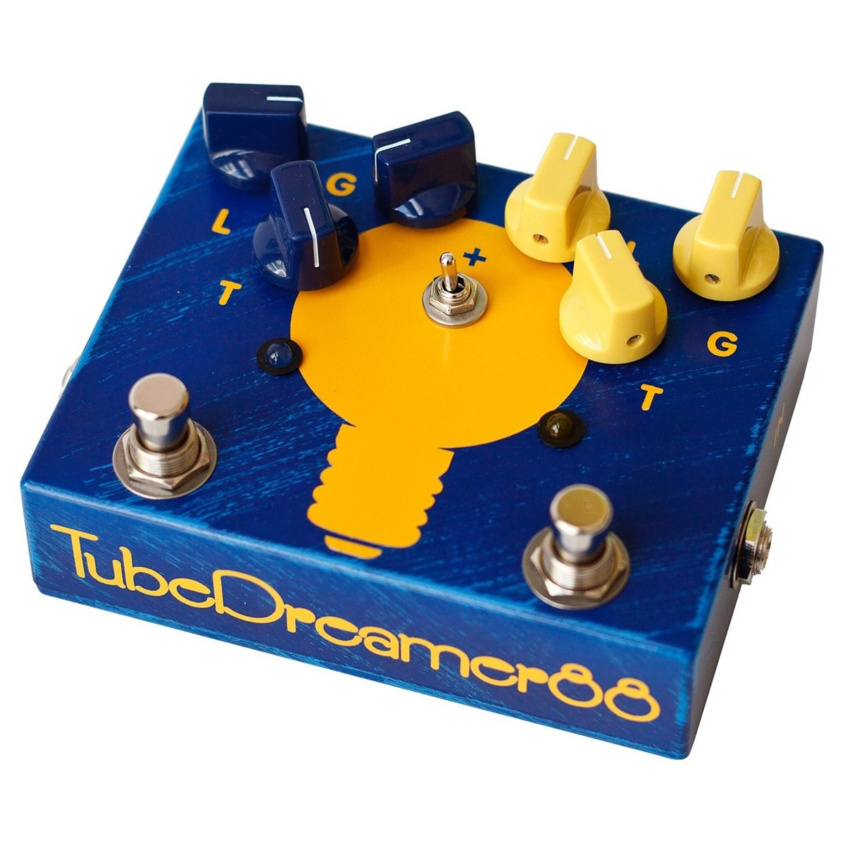 JAM Pedals TubeDreamer88 Overdrive Pedal at Gear4music.com