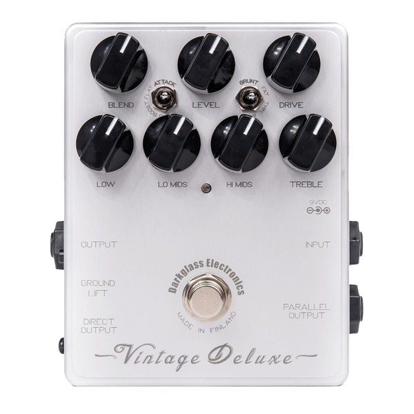 Darkglass Vintage Deluxe Bass Overdrive Pedal