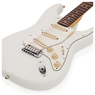 Fender Custom Shop Jeff Beck Signature Stratocaster, Olympic White