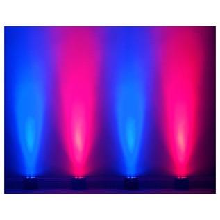 ADJ Mega QA GO Red Blue Show