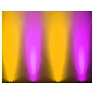 ADJ Mega QA GO Yellow Pink Show