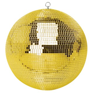 FX Lab Gold Mirror Ball