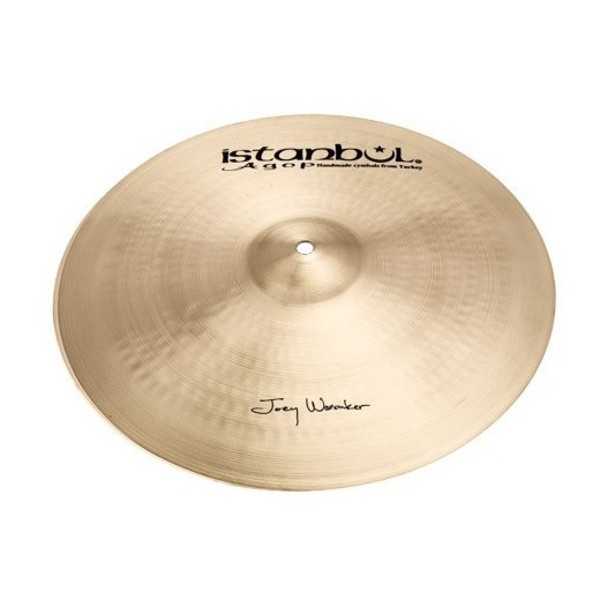 "Istanbul Agop 14"" Joey Waronker Signature Hi Hat Cymbals, Pair"