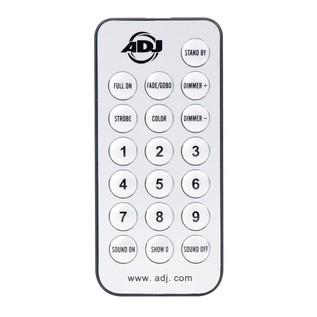 ADJ ECO UV BAR 50IR IR Remote