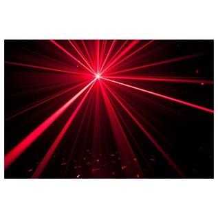 ADJ Micro Royal Galaxian II Show Red