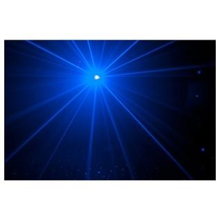 ADJ Micro Royal Galaxian II Show Blue