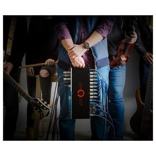 Antelope Audio Zen Studio+ Portable Audio Interface Action Shot 2