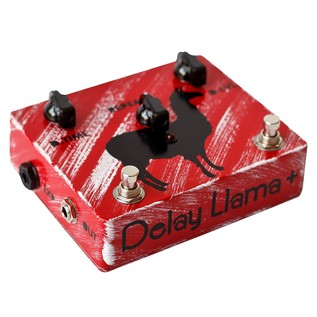 Jam Pedals Delay Llama Plus Effects Pedal
