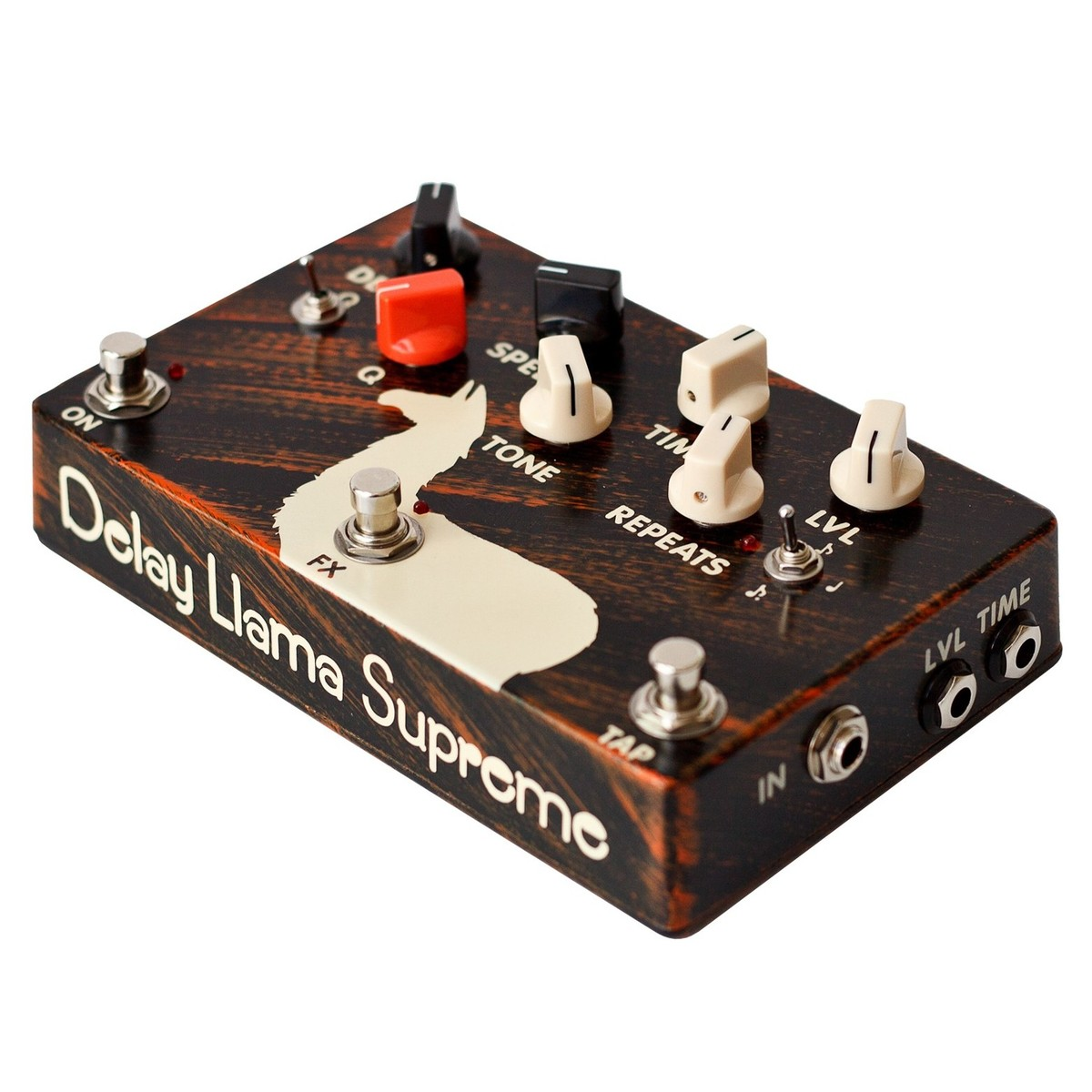 jam pedals delay llama supreme effects pedal at gear4music. Black Bedroom Furniture Sets. Home Design Ideas