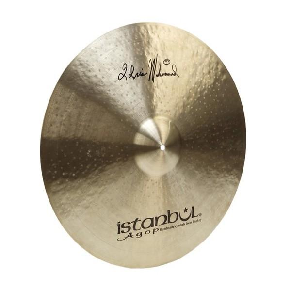 "Istanbul Agop 22"" Idris Muhammad Signature Ride Cymbal"