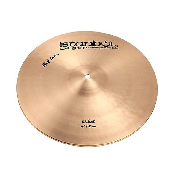 "Istanbul Agop 14"" Mel Lewis Signature Hi Hat Cymbals, Pair"