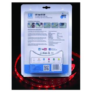 Red 5 Metre LED Tape Kit