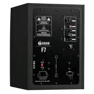 Adam F7 Active Studio Monitor - Rear
