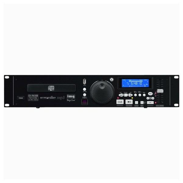 IMG Stageline CD Player Unit