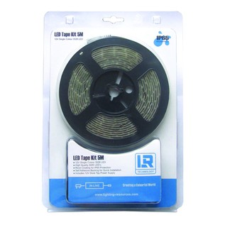 5 Metre LED Tape Kit