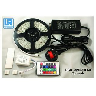 RGB 5 Metre LED Tape Kit