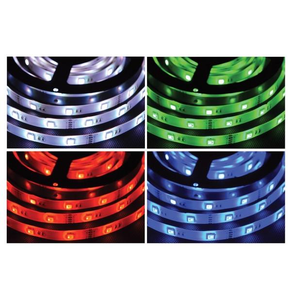 RGBW 5 Metre LED Tape Kit