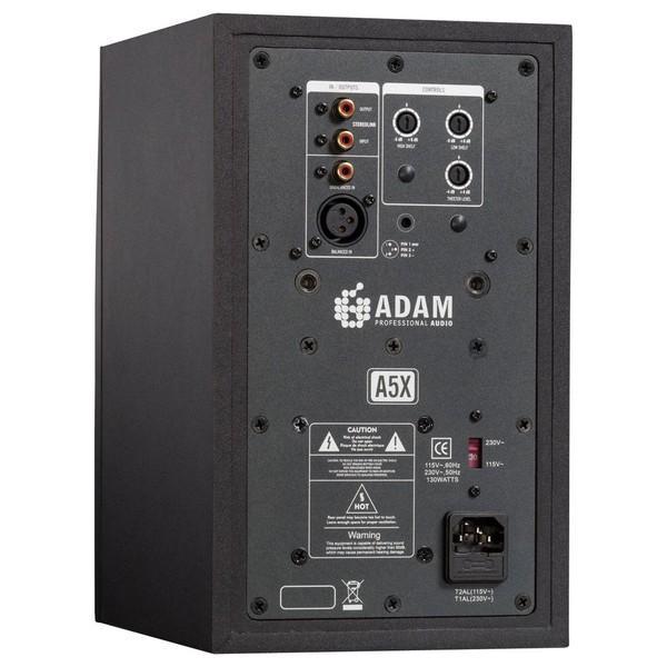 Adam A5X Active Studio Monitor - Rear