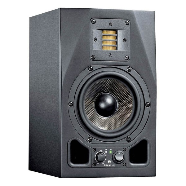 Adam A5X Studio Monitors - Front