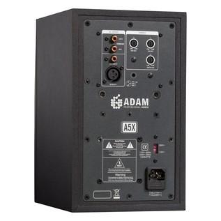 Adam A5X Studio Monitors - Rear