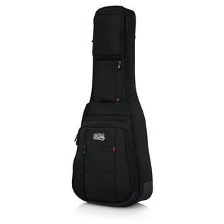 Gator ProGo Ultimate Gig Bag for Classical Guitars frnt angle