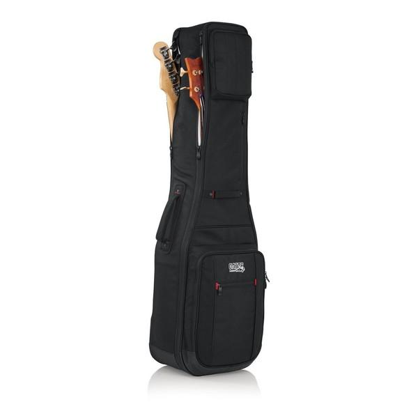Gator ProGo Ultimate 2X Gig Bag for Bass Guitars Loaded