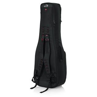 Gator ProGo Ultimate 2X Gig Bag for Electric Guitars Rear