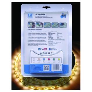 Warm White 5 Metre LED Tape Kit