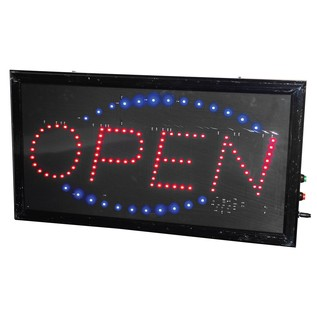 Shop Open Sign