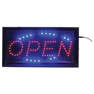 Altai LED Open Sign