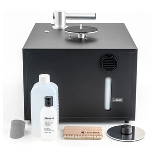 Pro-Ject VC-S Record Cleaning Machine - Full Contents