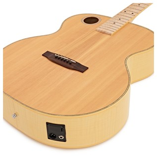 Boulder Creek ERJ7 Jumbo Electro Acoustic, Natural
