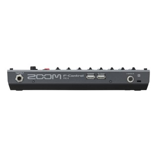 Zoom F-Control for F8 and F4 Rear