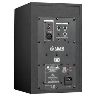 Adam A7X Studio Monitors - Rear