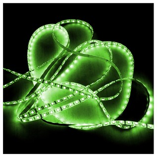 Flexible LED Tape Light Green