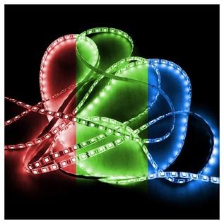 Flexible LED Tape Light Multi Coloured