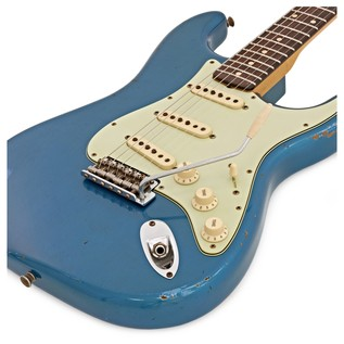 Fender Custom Shop 1961 Relic Stratocaster Lake Placid Blue #CZ527854