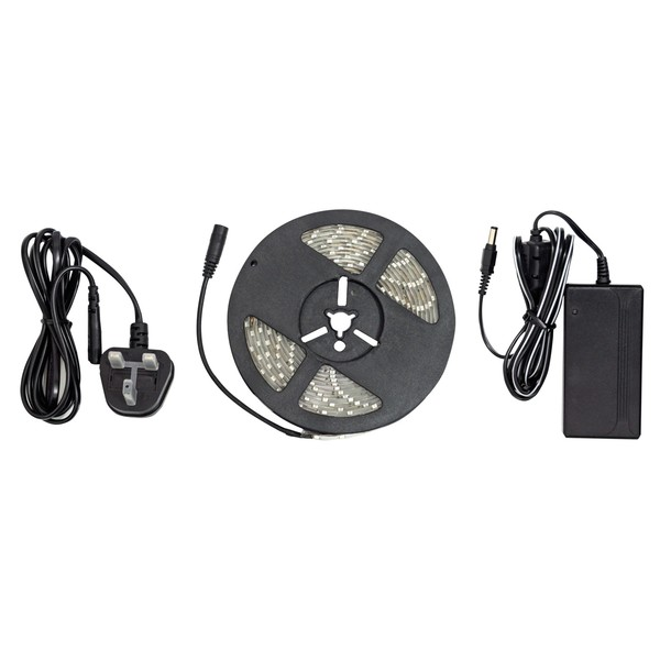 LED Tape Light Kit Power Supply